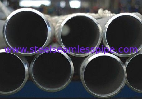 Anti Corrosion Seamless Hastelloy C Pipe , Nickel Alloy Hastelloy B-2