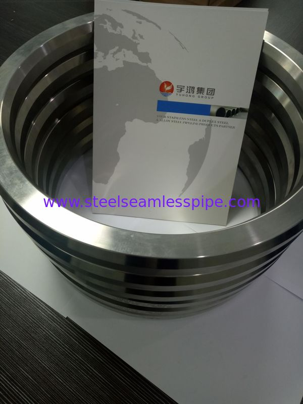 Stainless steel Metal Ring (R seriers,RX series,BX series)and Spiral wound gasket 316 L,316,304L,304,347,10#,D,F5,F11,9