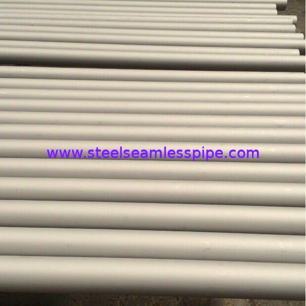 TP304 TP304L TP304N Stainless Steel Seamless Pipe For Food Processing Equipment
