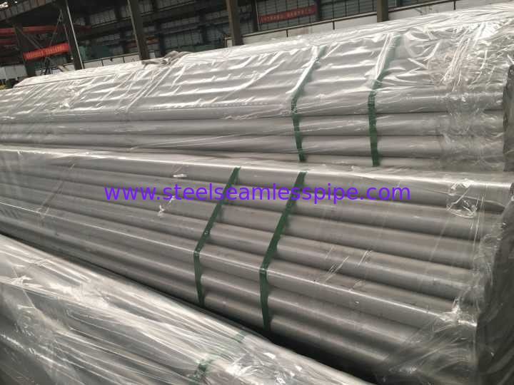 ASTM A312 Stainless Steel Welded Pipes TP304 GOST 9941-81 03X18H11 60.33*2.77